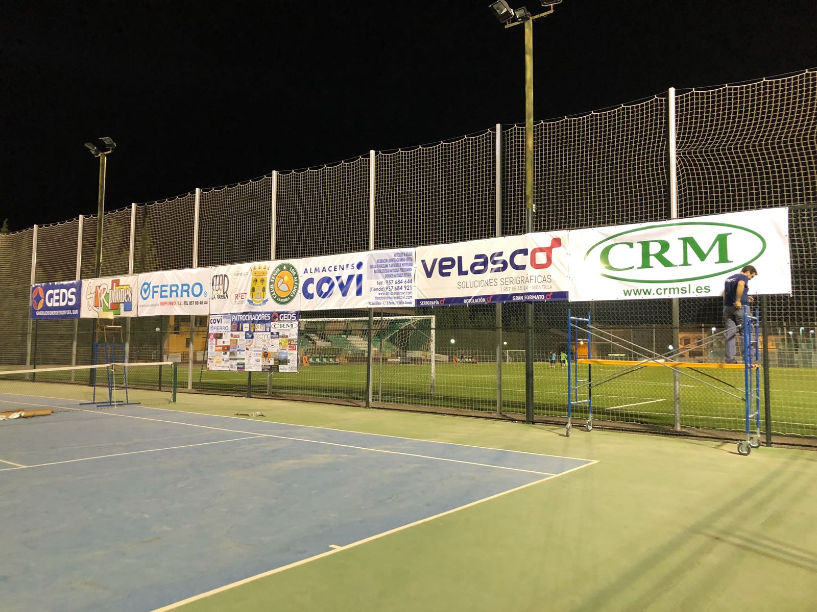 club tenis LA RAMBLA